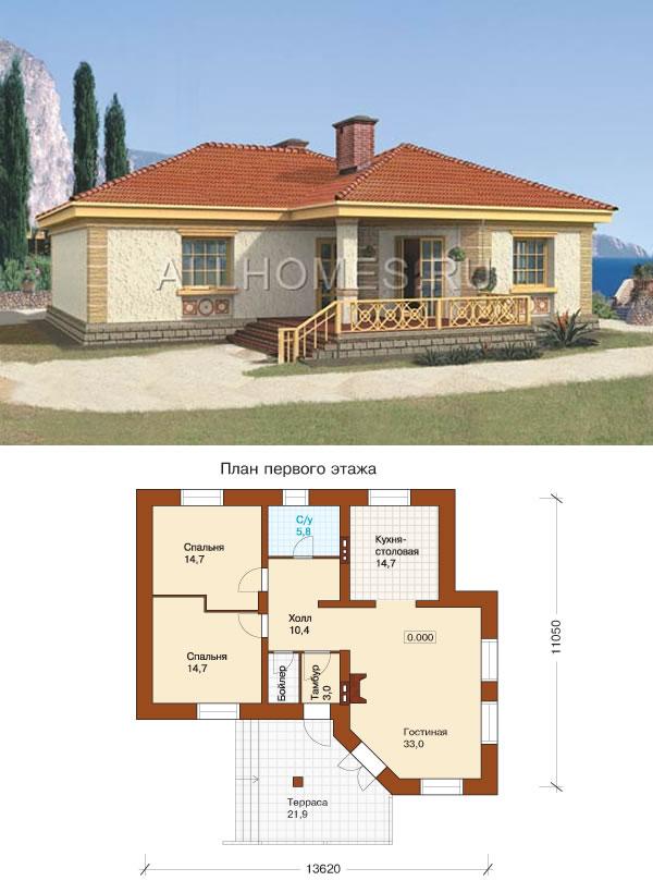 рынок также планы одноэтажных кирпичных домов фото что такое