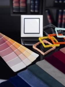 Дизайнерские выключатели для дома от АББ