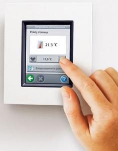 Управление отоплением и вентиляцией