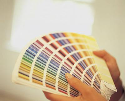 Побор цвета фасада дома